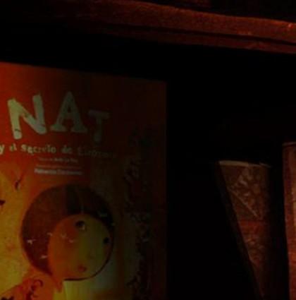 """Trailer """"Nat y el secreto de Eleonora"""""""