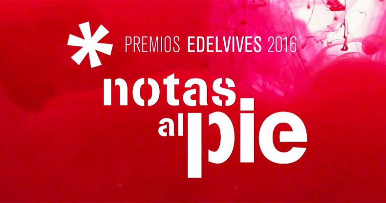 Premios Edelvives 2016