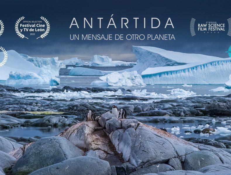 ANTÁRTIDA. UN MENSAJE DE OTRO PLANETA. Trailer Oficial