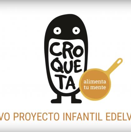 Proyecto primaria Edelvives 2019 – Proyecto croqueta