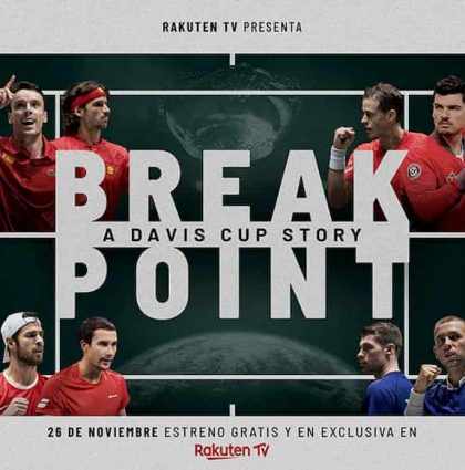 Break Point: Davis Cup History